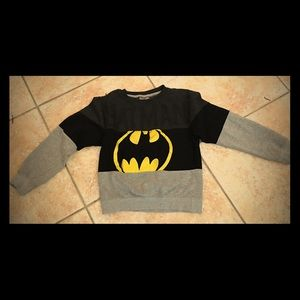 Batman & Carter's Long Sleeve Sweatshirts for kids